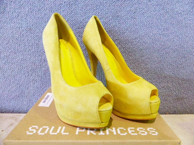 Soul Princess Vavoom Ladies Shoes (Pooraka, SA)