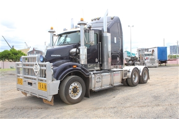 2006 Kenworth T404SAR 6 x 4 Prime Mover