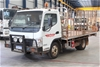 2006 Mitsubishi Canter L7 4 x 2 Tray Body Truck