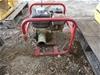 <B>Honda Petrol Powered Flex-Drive Motor/B> <li>Steel frame</li> <li>Pull