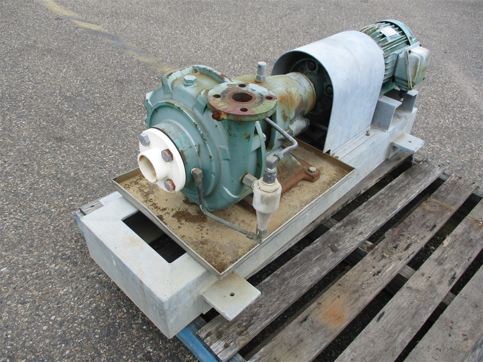 Southern Cross RHB Centrifical Pump