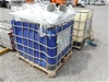 <B>Poly Tub Stillage Containing Assorted PVC pipe sections + Joiner</B> <l