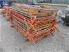 <B>Qty 45 x Fortress Pedestrian Barriers</B> <li>Make: Fortress</li> <li>