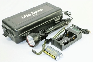 LITEZONE Super Bright LED Torch