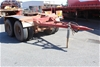 Dual Axle Dolly