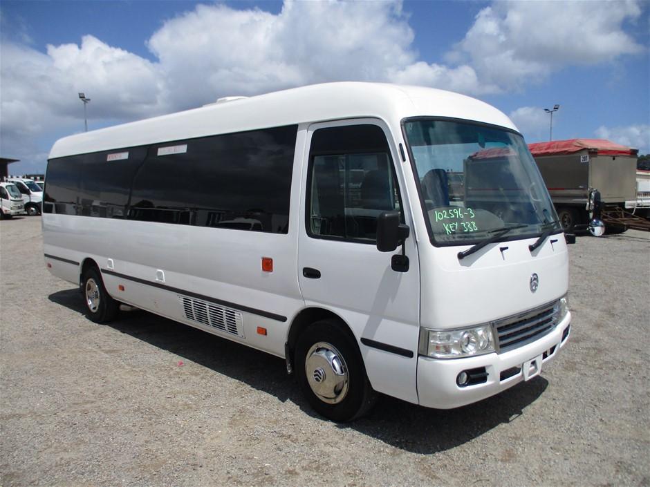 2019 GD Series GD77 25 Seat School Minibus
