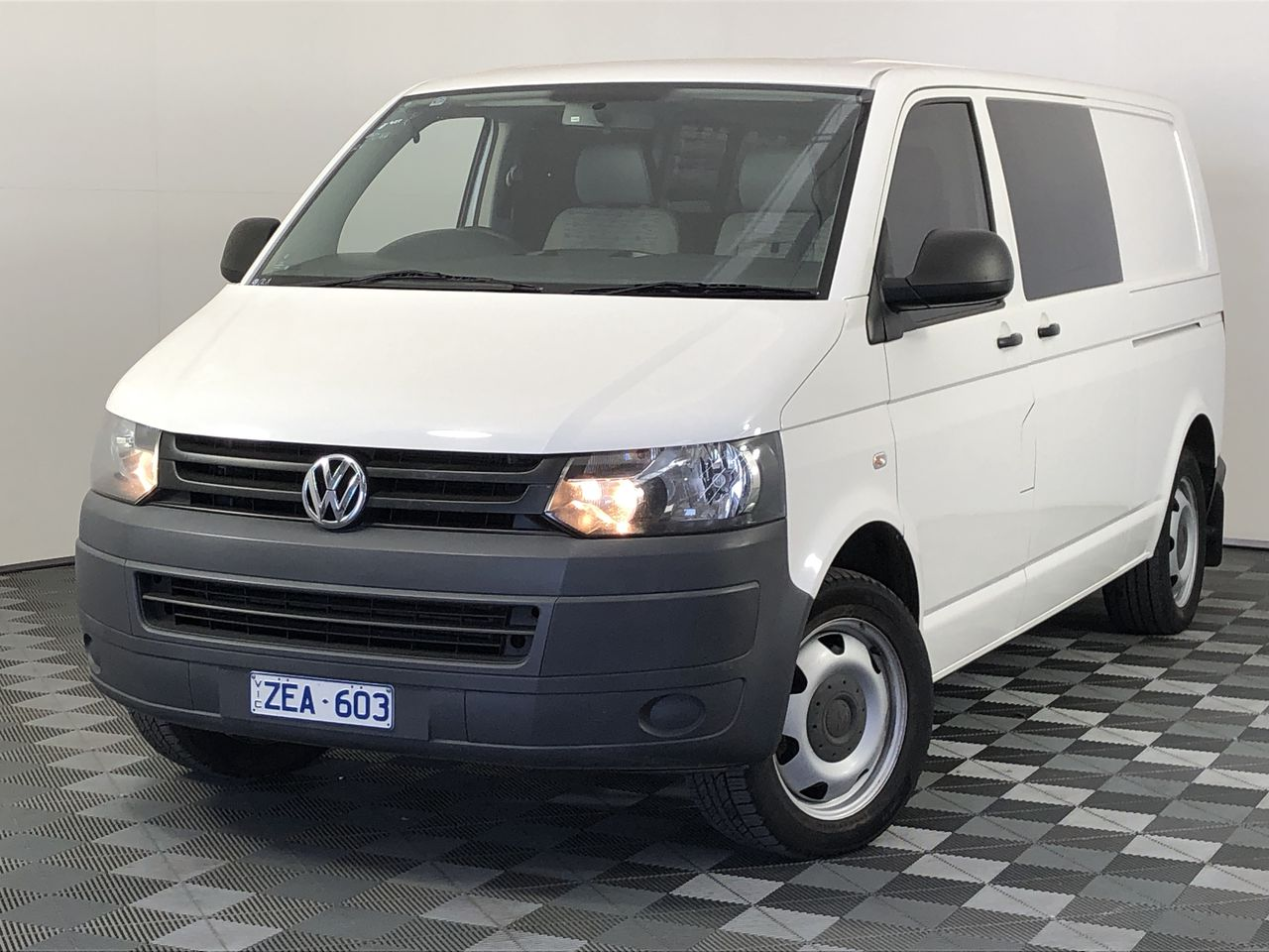 2012 Volkswagen Transporter TDI400 LWB T5 Turbo Diesel Automatic Van