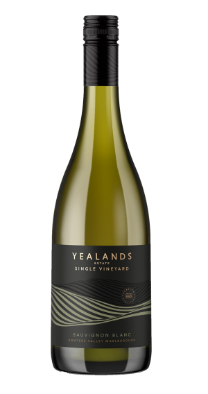 Yealands Estate Single Vineyard Sauvignon Blanc 2019 (6x 750mL). NZ.