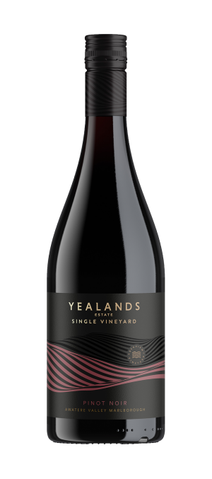 Yealands Estate Single Vineyard Pinot Noir 2018 (6x 750mL). NZ.