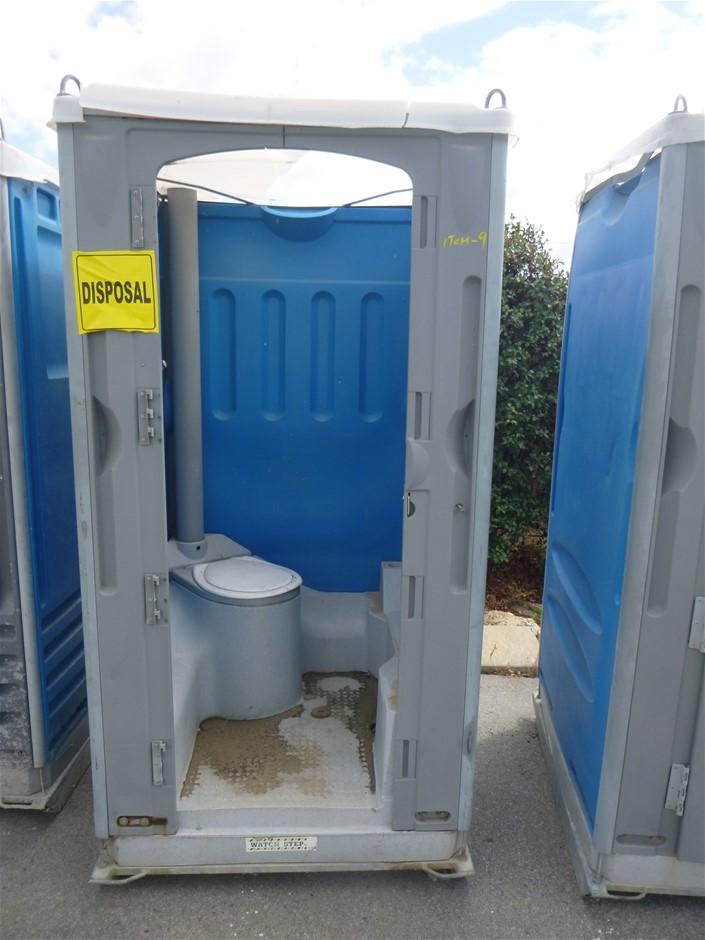 Portable Site Toilet (Location: Wangara)