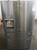 Samsung SRF680CDLS 680L 4 Door Fridge (Layered Steel)