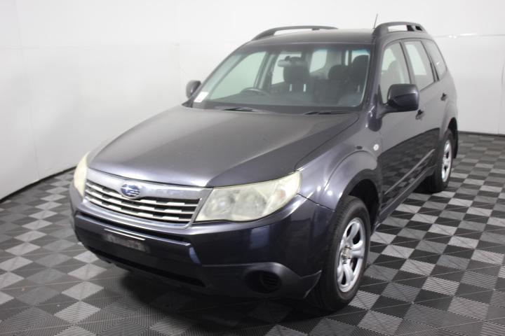 2010 Subaru Forester Automatic SUV AWD (Service History)