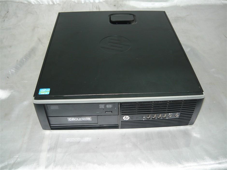 HP Compaq Pro 6300 SFF Small Form Factor (SFF) Desktop PC