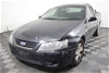 2008 Ford Falcon XL BF MKII Automatic Cab Chassis