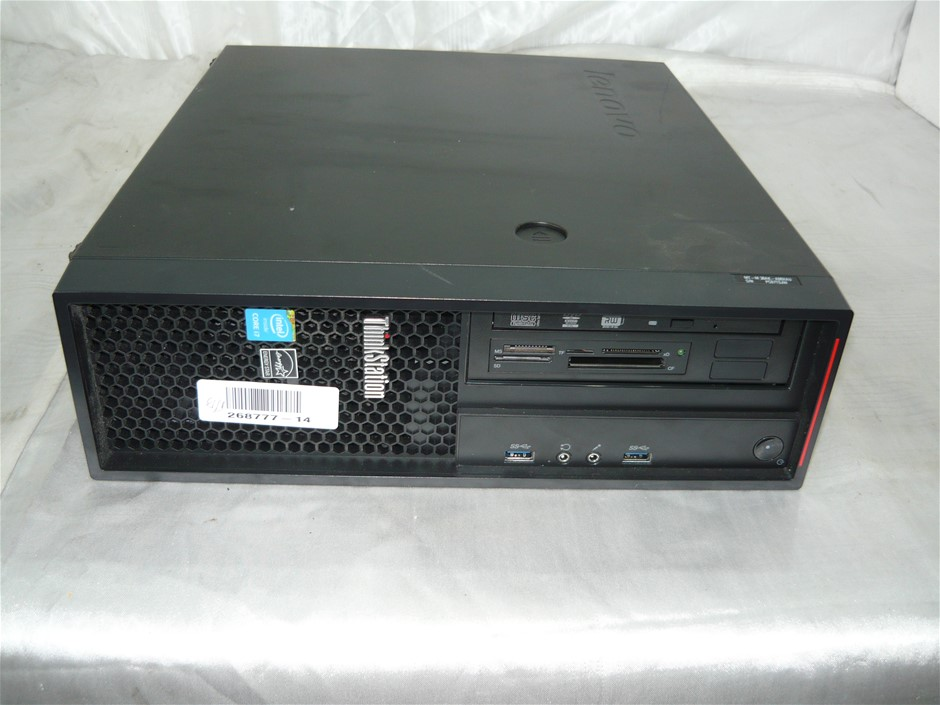Lenovo Think Station P300 Desktop