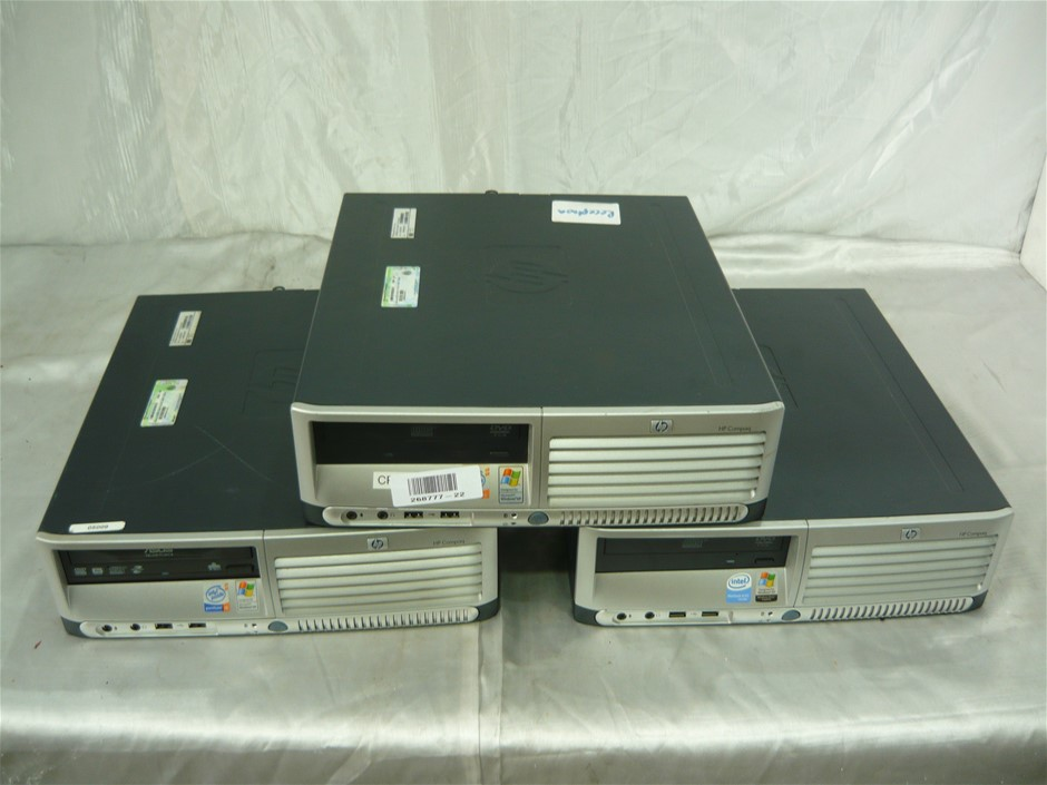 Box Of Assorted Desktops Approx Includes
