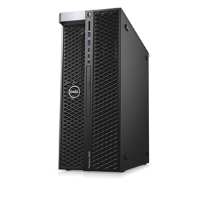 Dell Precision 5820 Workstation PC, Blac