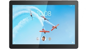 Lenovo Tab M10 10.1-inch Tablet, Black