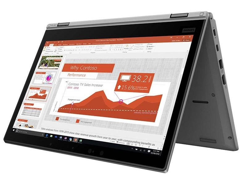 Lenovo ThinkPad L390 Yoga 13.3-inch Notebook, Silver