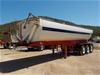 "v2013 Azmeb 23m³ Bowl Door Tipper Triaxle Road Train ""B"" Trailer"