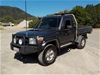 2009 Toyota Land Cruiser GXL 4WD Manual - 5 Speed Cab Chassis