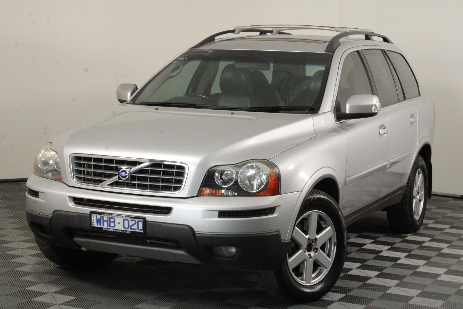 2007 Volvo XC90 D5 Turbo Diesel Automatic 7 Seats Wagon