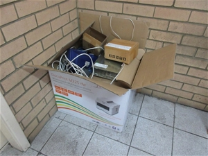 Quantity of Assorted IT Equipment