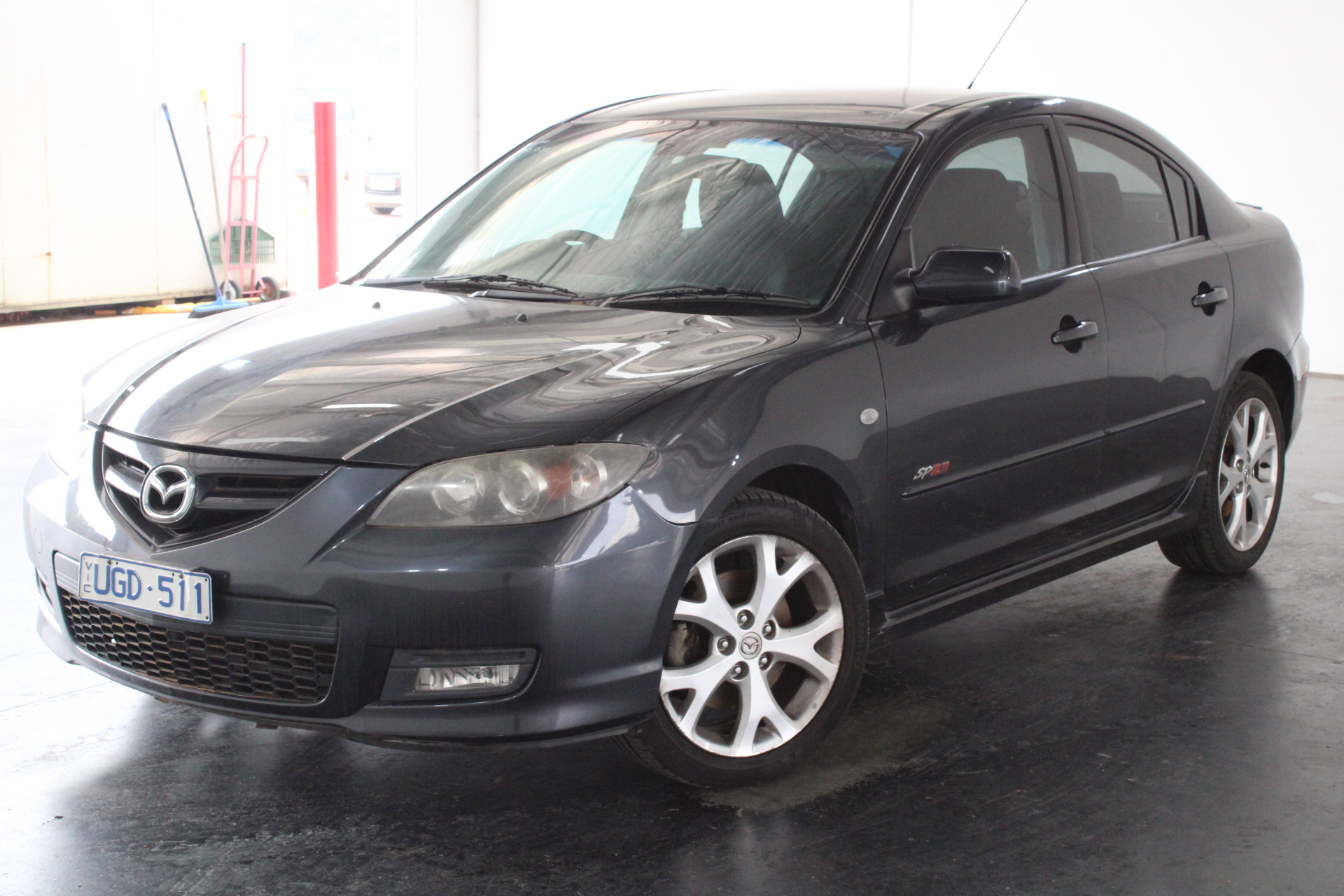 2006 Mazda 3 SP23 BK Manual Sedan
