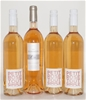 Pack of Assorted French Rose (4 x 750mL). France, Mixed Closure