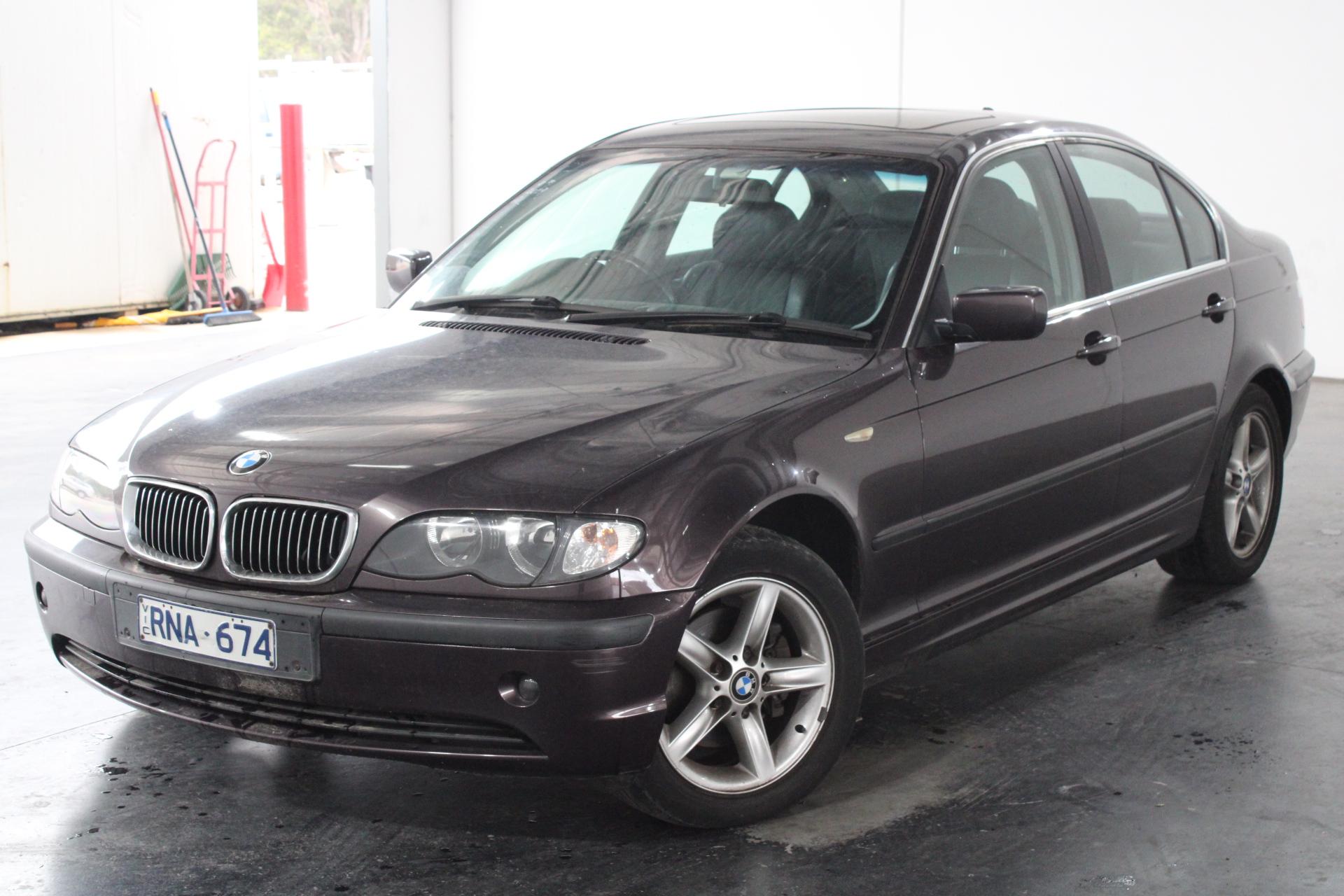 2002 BMW 3 20i E46 Automatic Sedan