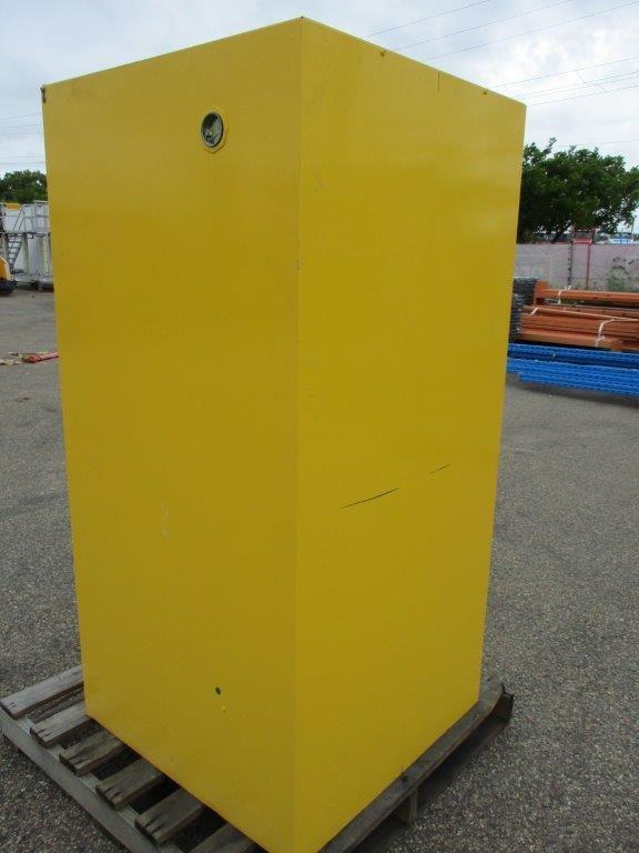 Justrite 250 Litres Flammable Liquid Storage Cabinet ...