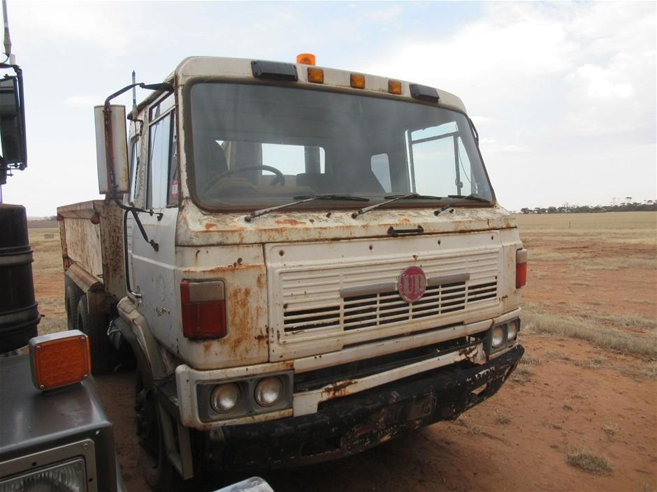 UD 6x4 Tipper Truck (Magdala, SA)