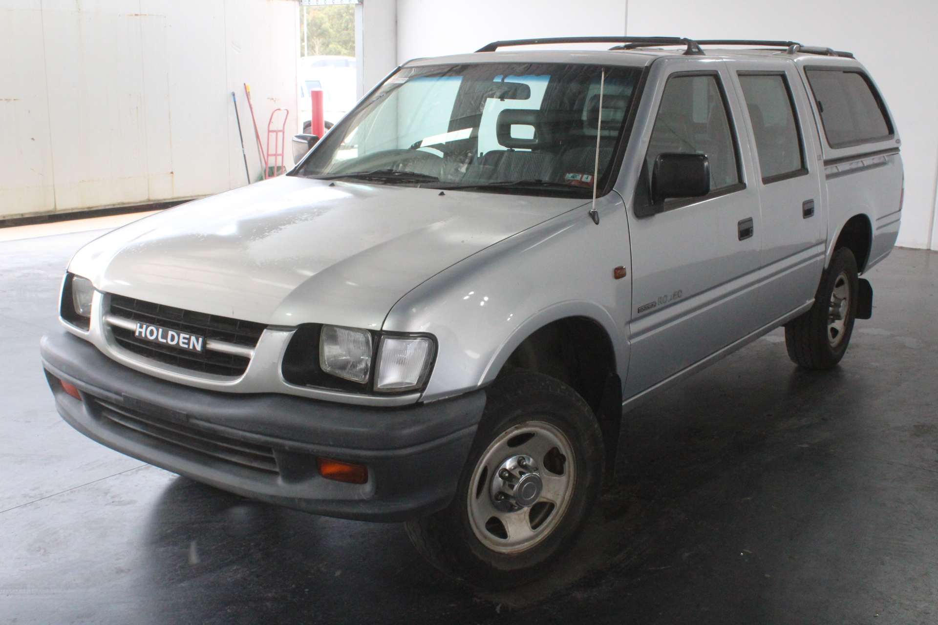 2001 Holden Rodeo LX R9 Automatic Dual Cab