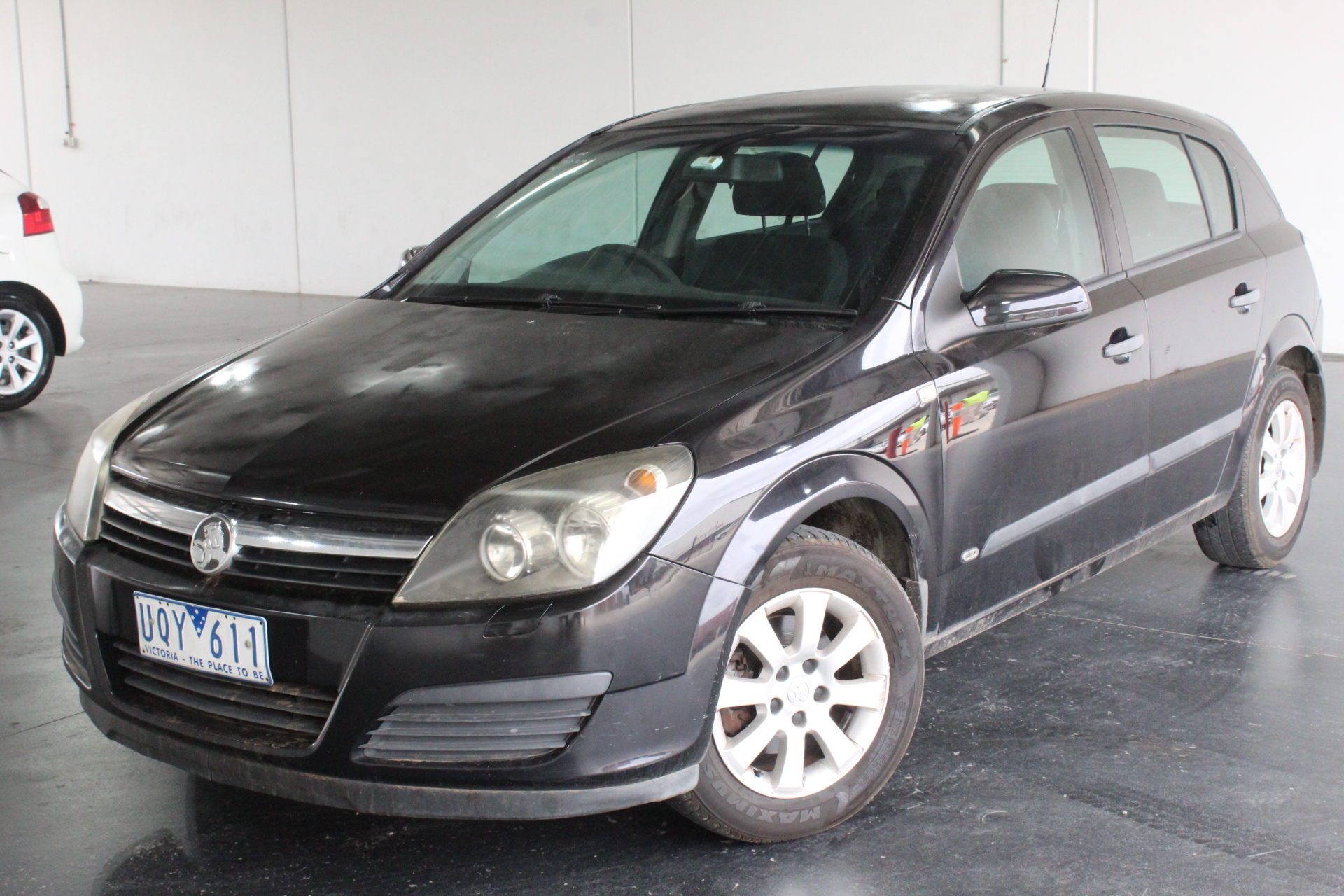 2007 Holden Astra CD AH Automatic Hatchback