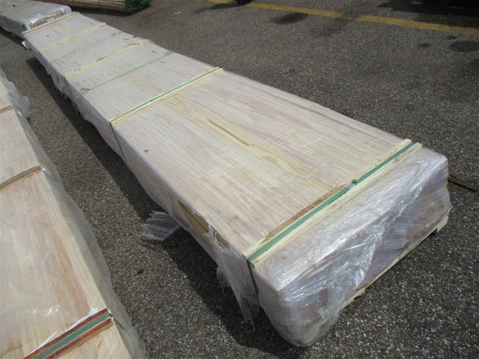 Untreated 42 x 11 Bullnose Profile