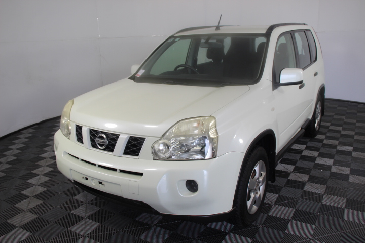2008 Nissan X-Trail ST 4WD Auto SUV (service history)