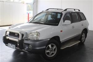 2002 Hyundai Santa Fe GLS (4x4) Automati