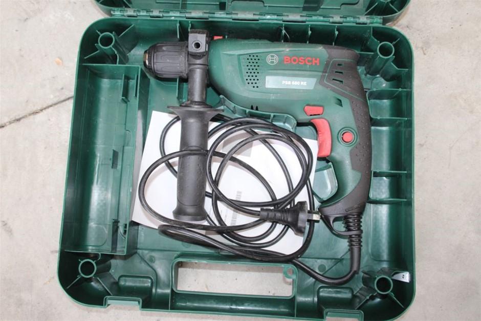 Bosch PSB680RE Power Hand Drill
