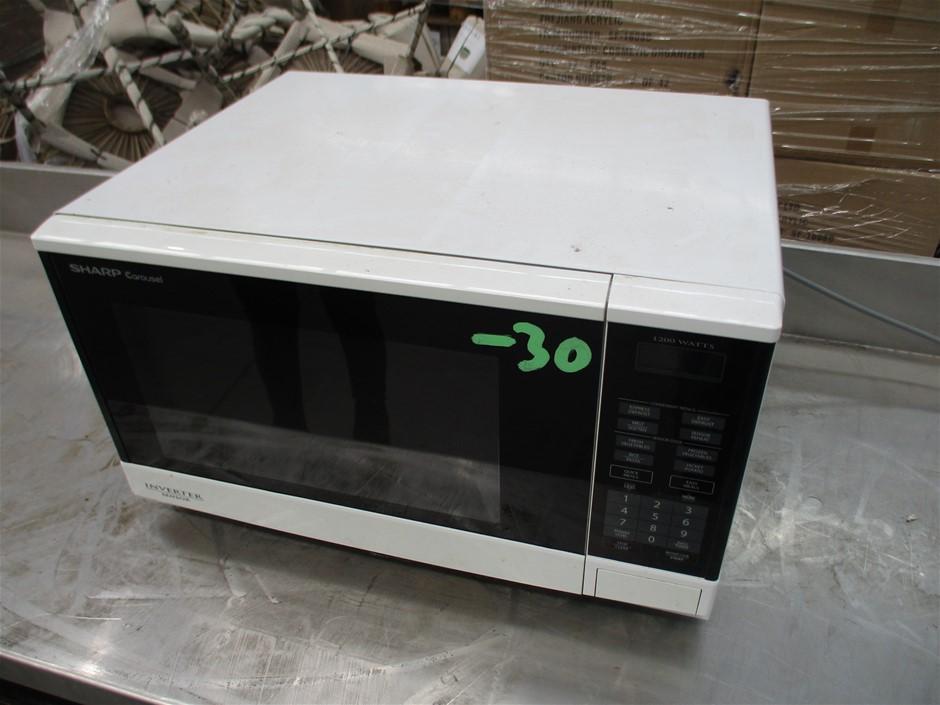 Sharp R-354 Microwave
