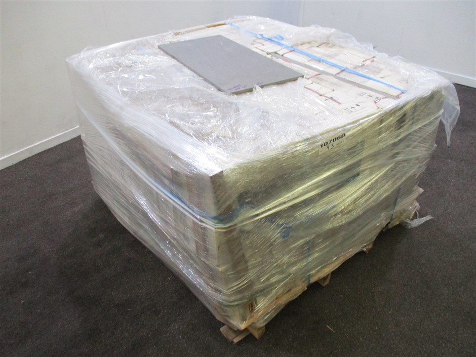 Pallet of Piccadilly Ash External Floor Tiles