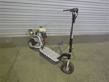 Petrol Scooter