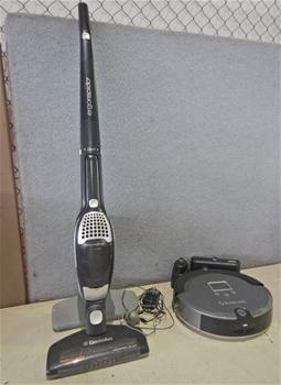 Robot Vacuum Cleaner & Stick Vacuum