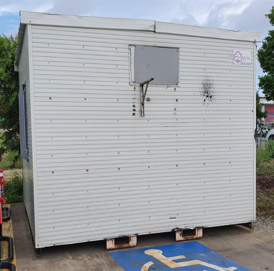 3.0m x 3.0m Portable Building - Mackay