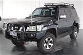 Unreserved 2005 Nissan Patrol ST (4x4) GU II T/Diesel