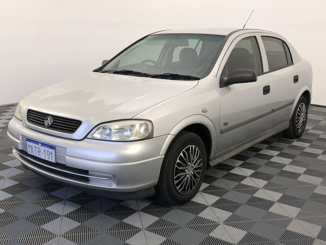 2000 Holden Astra City TS Manual Hatchback