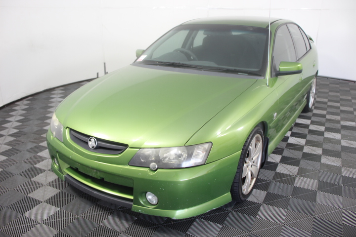 2002 Holden Commodore SS Y Series Automatic Sedan