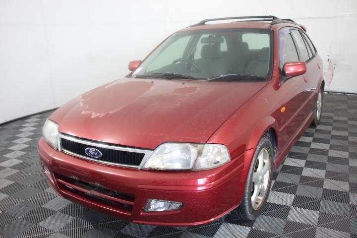 2001 Ford Laser SR2 KQ Manual Hatchback