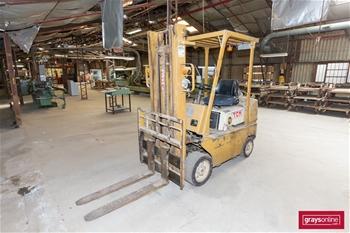 TCM FCG20N5 Petrol Powered Forklift