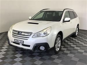 2013 Subaru Outback 2.0D B5A Turbo Diese