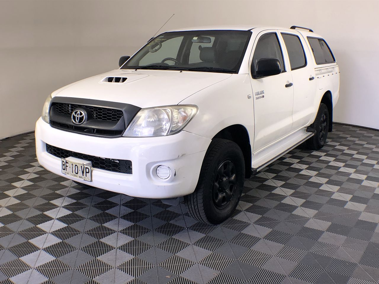 2010 Toyota Hilux Automatic Ute